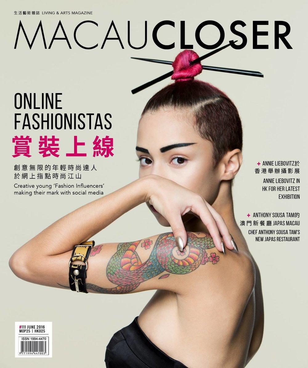MacauCloser June Issue