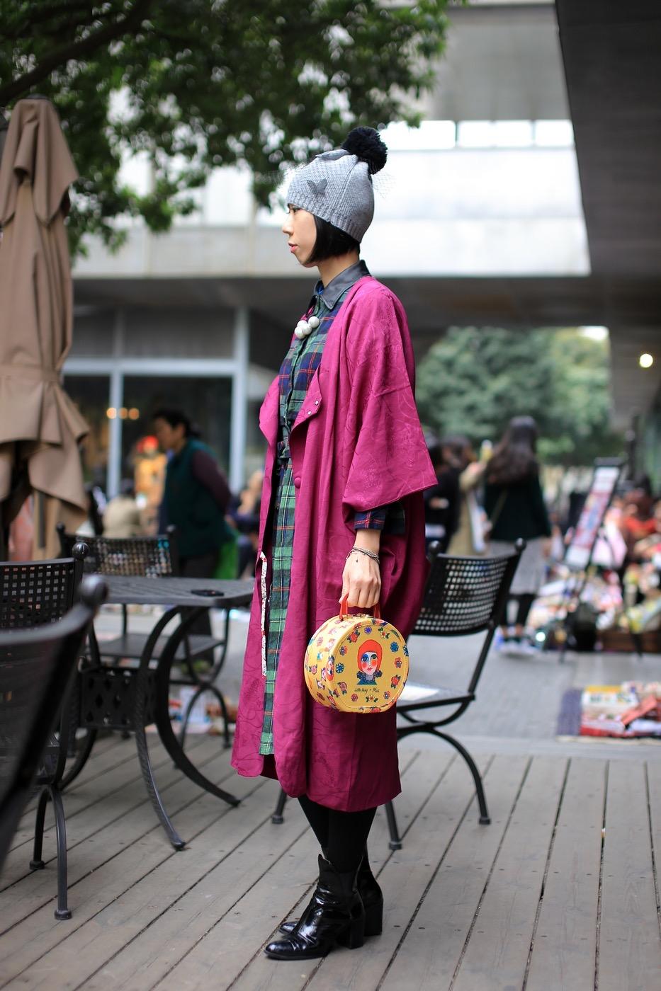 Kimono - Shenzhen, China