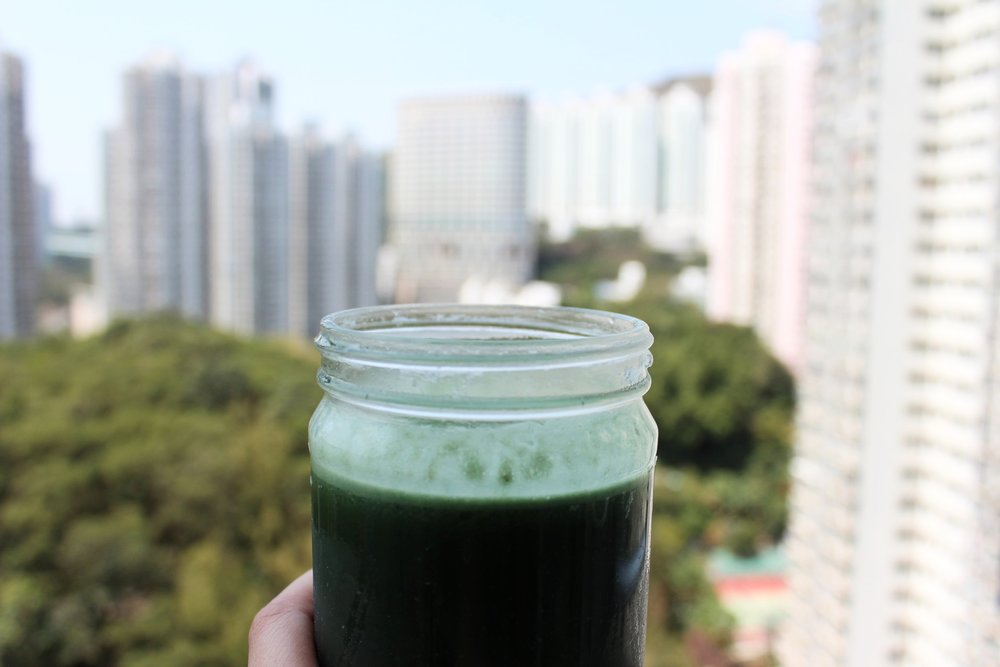 Everyday Green Smoothie by @eating_will_travel