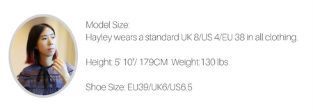 Hayleylyla Standard Size