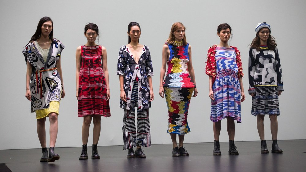 British designer Kate Morris and her Collection