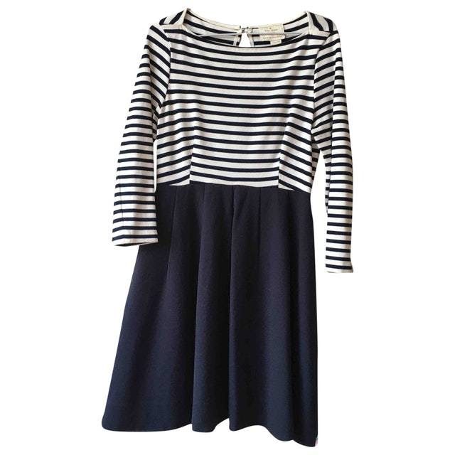 KSNY Space Stripe Selma Dress