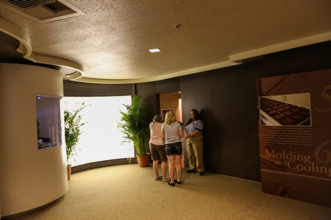 The lounge entrance.  Photo:  www.easywdw.com