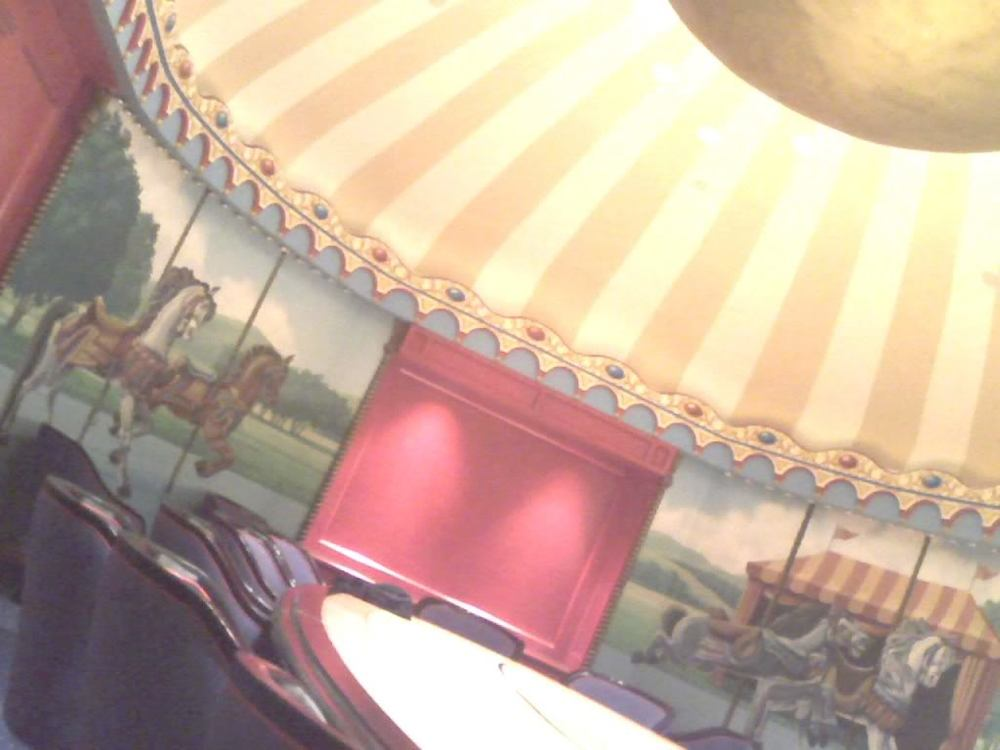 The Carousel Room
