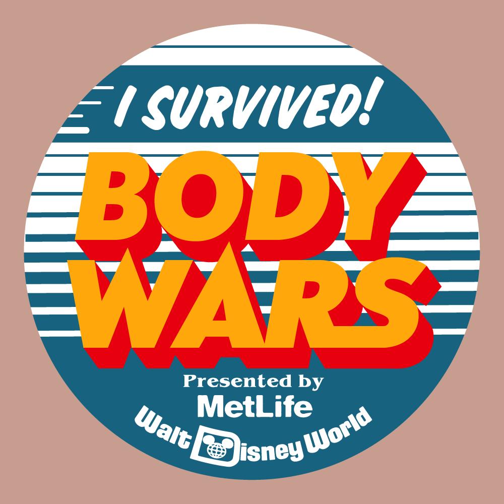 Body Wars Button