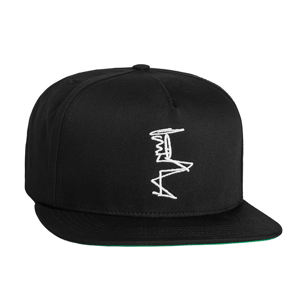 Tribute to the late StayHigh149 . HUF X STAY HIGH 149 SNAPBACK // COTTON TWILL // EMBROIDERED LOGO // PLASTIC SNAP CLOSURE