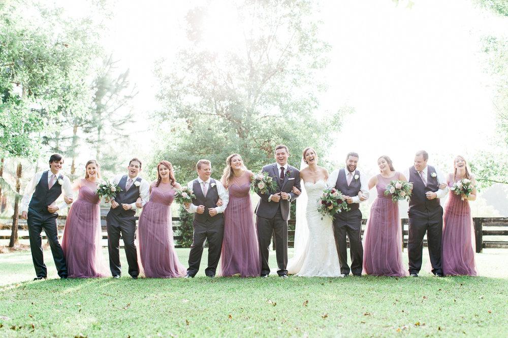 bridal party hip bump
