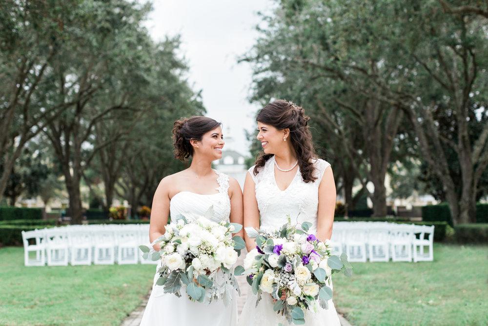 Megan & Lizette - Orlando, FL