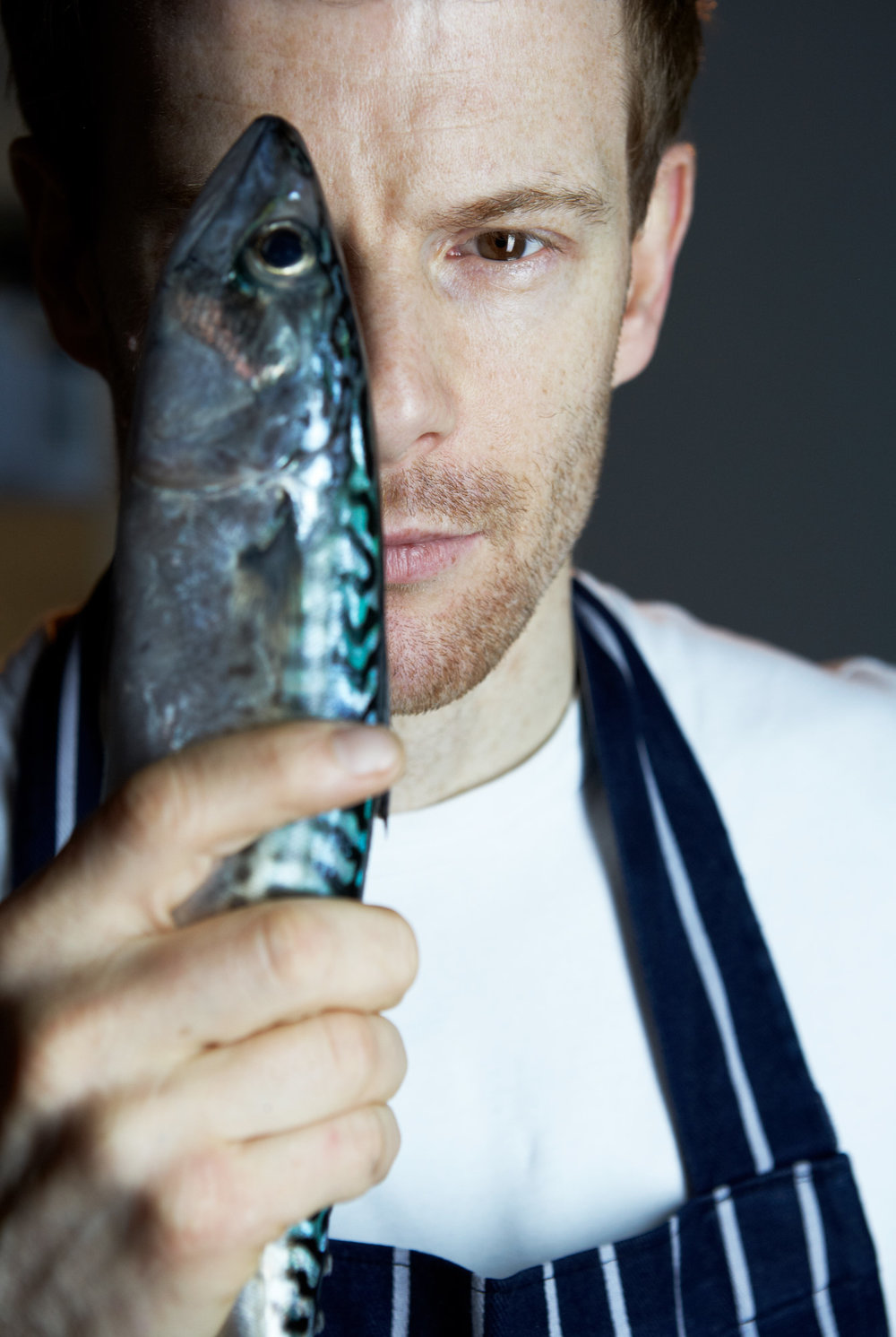 OBSERVER FOOD MONTHLY Tom Aikens
