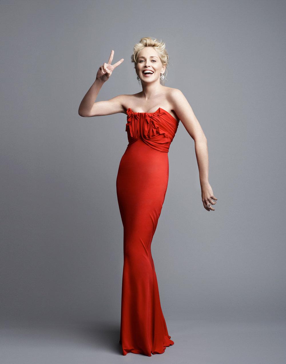 BAFTA Sharon Stone