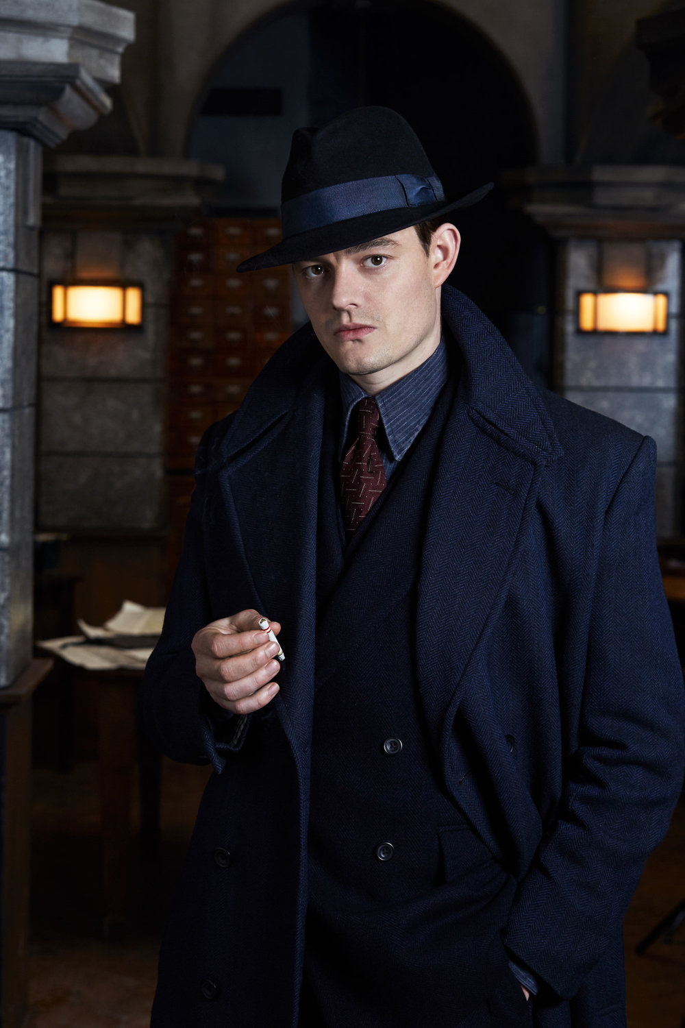 SS-GB Sam Riley