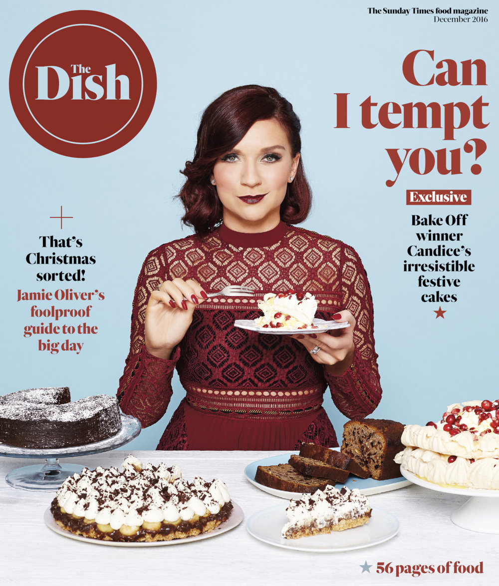 THE SUNDAY TIMES DISH MAGAZINE