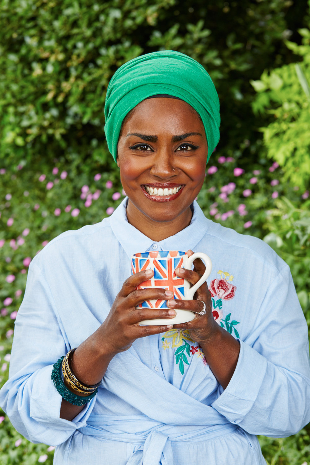 Nadiya Hussain 'Nadiya's British Food Adventure'