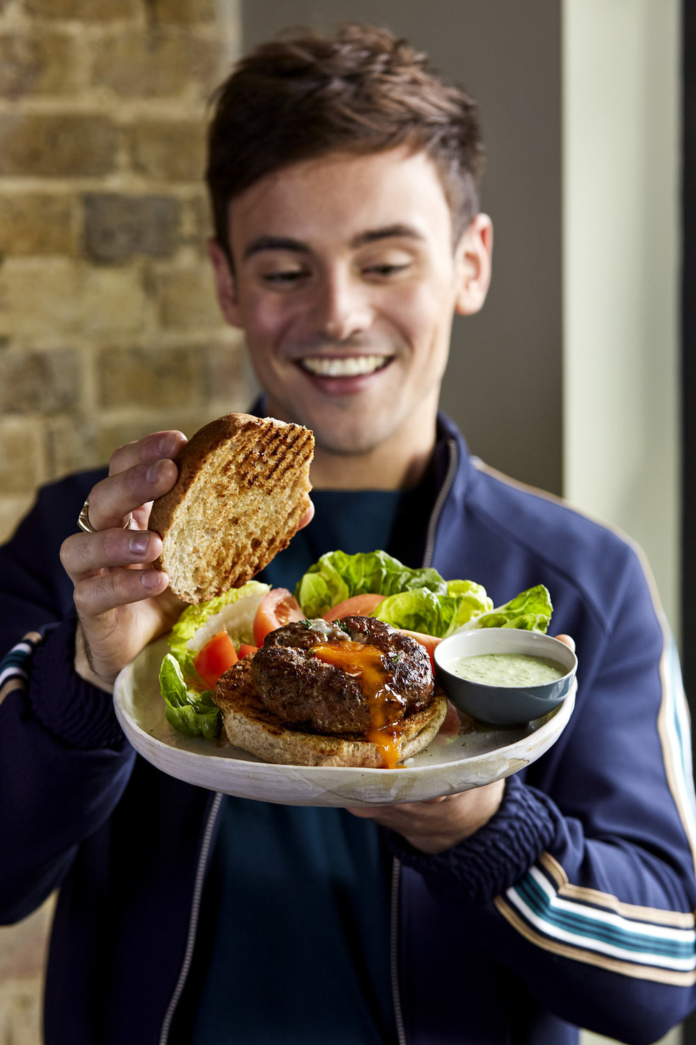 HARPER COLLINS Tom Daley 'Tom's Daily Goals'