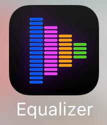 Equalizer app