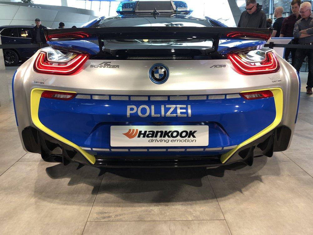 The German Police i8