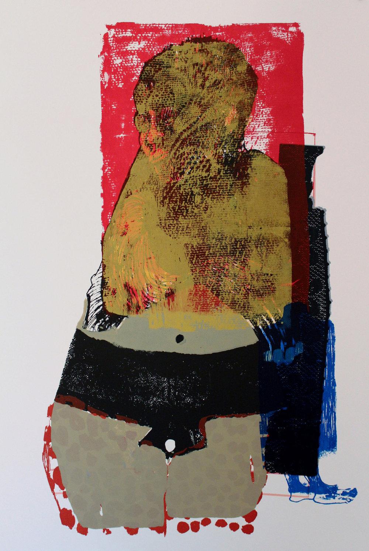 Virginia Chihota,  Mukadzi nhai , 2012, courtesy of Tiwani Contemporary Gallery.