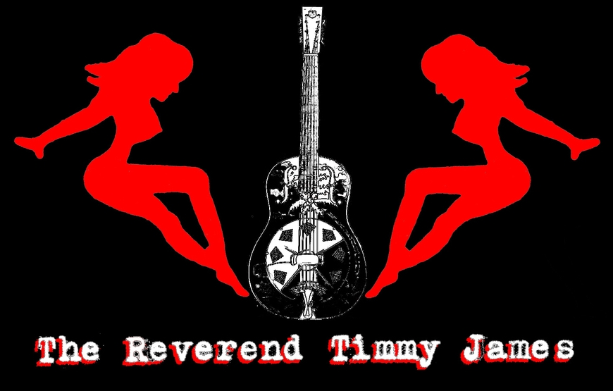 The Reverend Timmy James