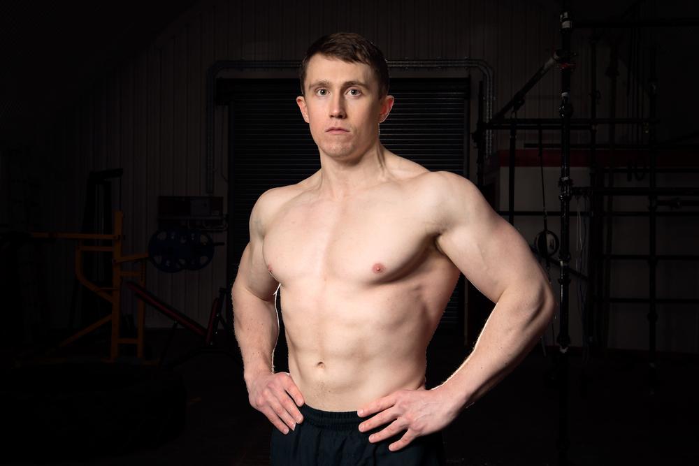 Model :Stuart Dickson