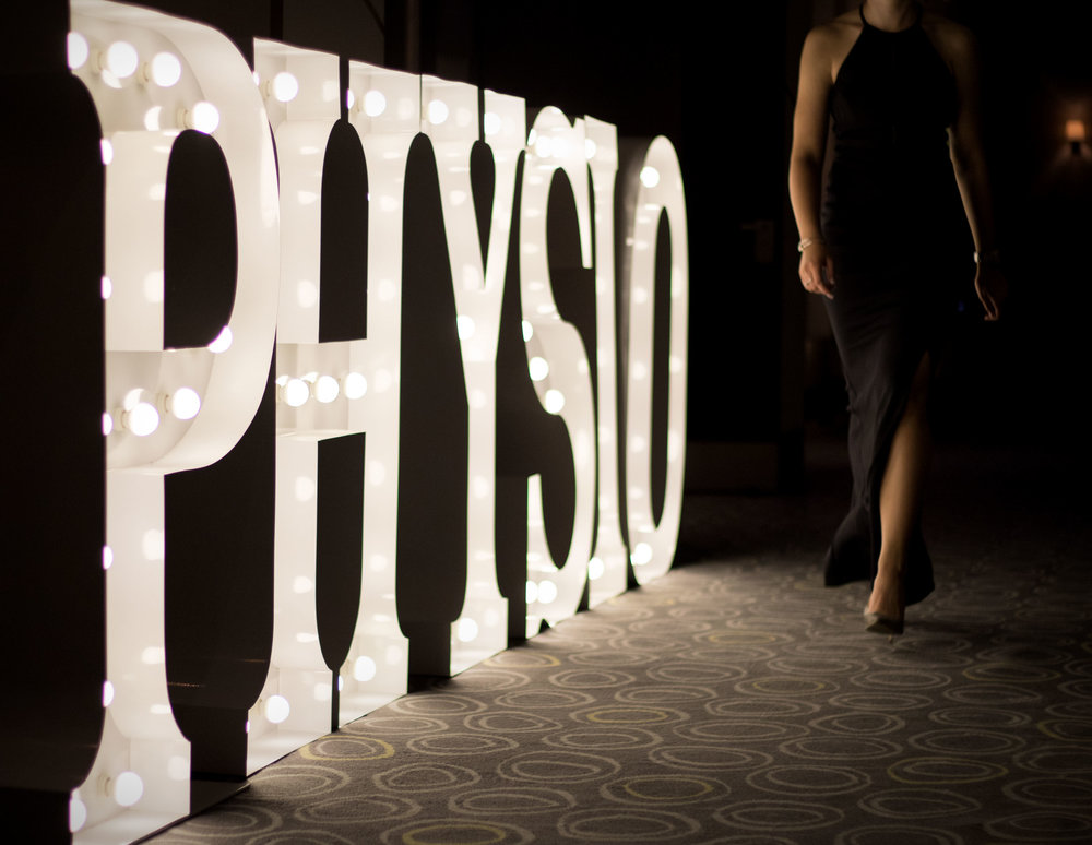 GCU Physio Graduation Ball