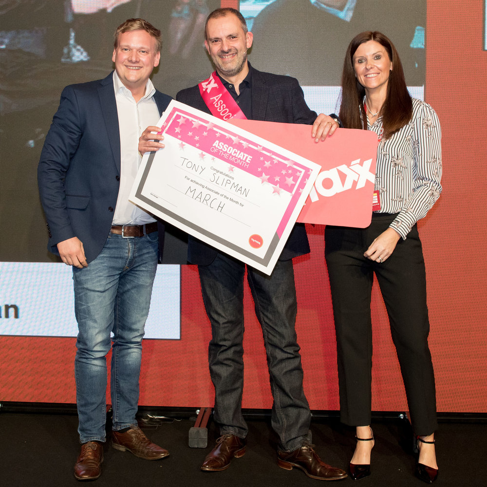 Tk Maxx Managers Conference 2018