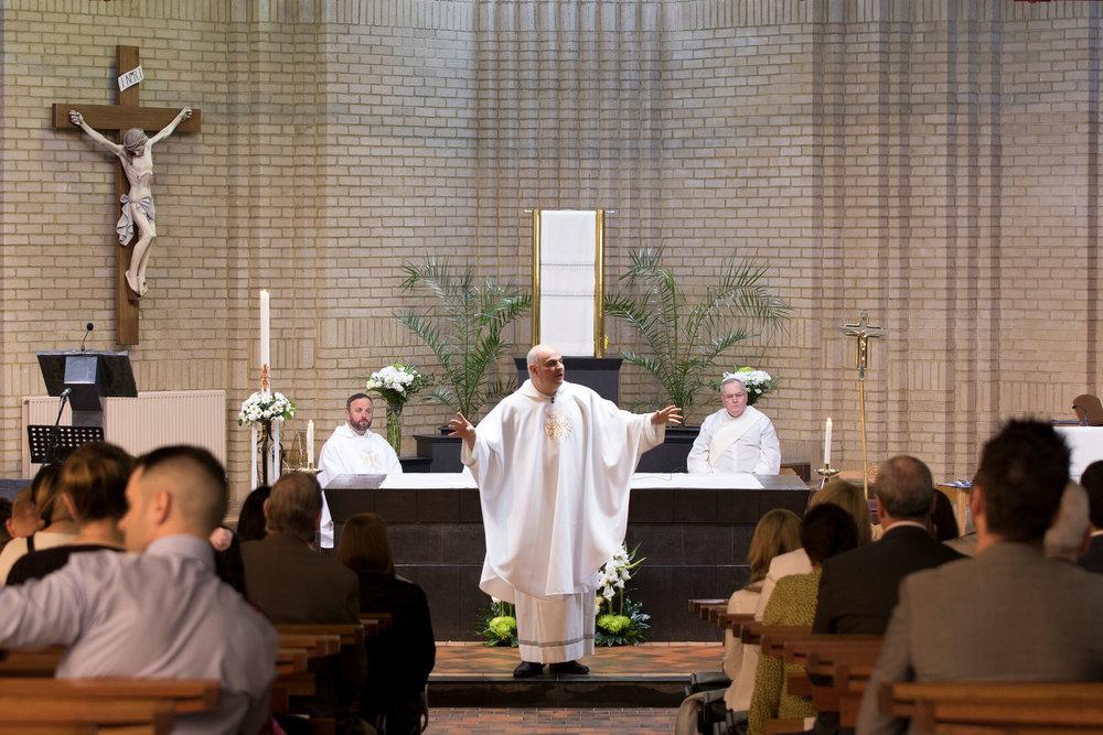 St Margarets First Communion