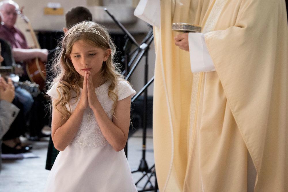 OHR First Communion