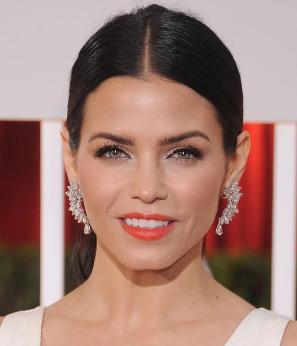 Low-key upstyles: Jenna Dewan-Tatum