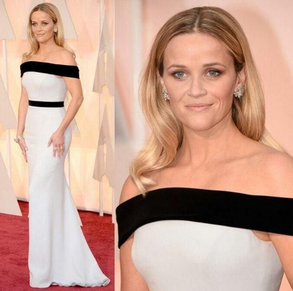 Color comeback: Chunky highlights on Reese Witherspoon