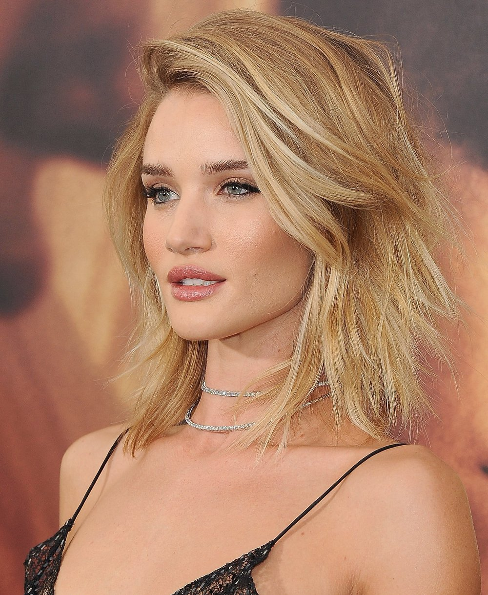 Celebrity inspiration: Rosie Huntington-Whiteley