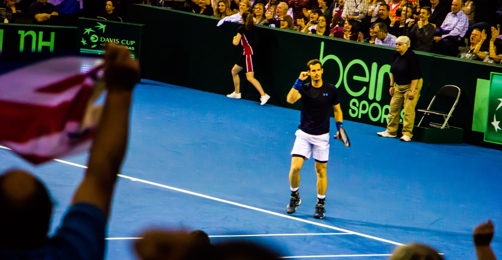 Andy Murray DC