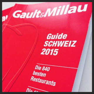 Oktober 2014, Gault Millau    14 Punkte
