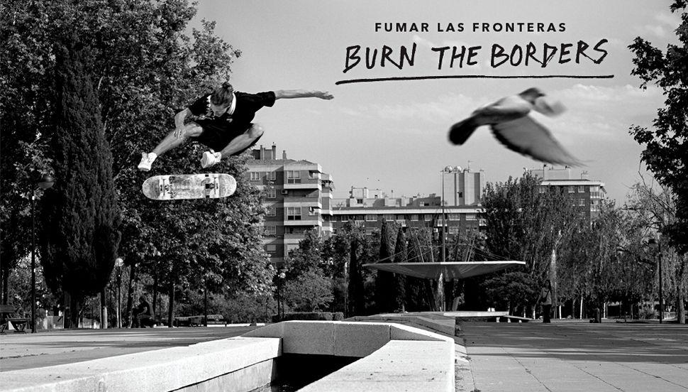 Burn The Borders - 2016