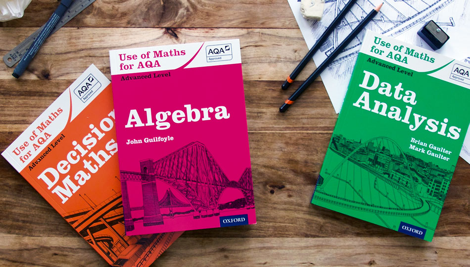 Use of maths text book illustrations for Oxford University Press
