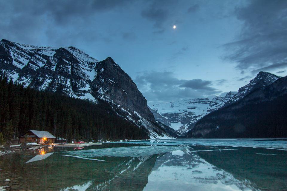 Canadian Rockies -