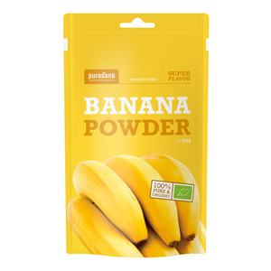 PROSZEK BANANOWY Naturalny i organiczny proszek z bananów, który doda Twoim koktajlom smaku! DOWIEDZ SIĘ WIĘCEJ >>