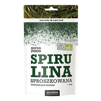 SPIRULINA: Spirulina to mikroskopijne algi słodkowodne. Zawierają więcej niezbędnych makro i mikro składników odżywczych niż większość dostępnych źródeł pożywienia. WIĘCEJ INFORMACJI >>