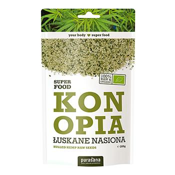 ŁUSKANE NASIONA KONOPI: To naturalne bogactwo aminokwasów i błonnika, źródło witamin, składników mineralnych, mikro składników odżywczych oraz kwasów omega 3 i omega 6 w idealnej proporcji. WIĘCEJ INFORMACJI >>