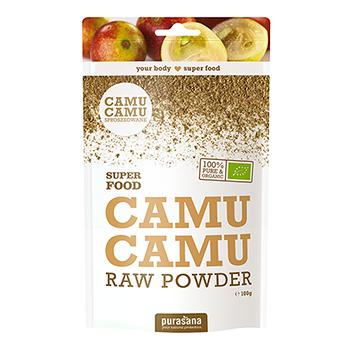 CAMU CAMU SPROSZKOWANE: Są bogatym źródłem makro i mikro składników odżywczych. Zawierają witaminę C, cynk oraz szereg antyoksydantów. WIĘCEJ INFORMACJI >>