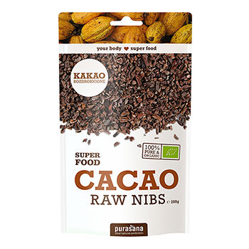 KAKAO NASIONA ROZDROBNIONE: Kakao jest bogate w makro i mikro składniki odżywcze co czyni je bardzo wartościowym uzupełnieniem zdrowej diety i stylu życia. WIĘCEJ INFORMACJI >>