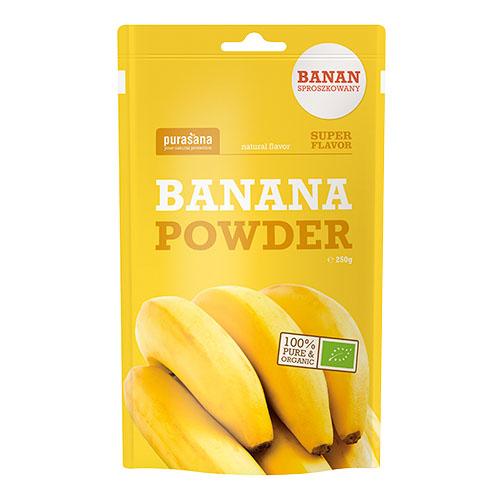 banan sproszkowany