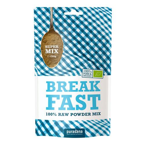 SUPER MIX sniadanie