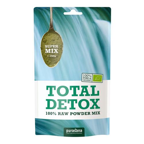 SUPER MIX OCZYSZCZENIE Mieszanka 100% organicznych i sproszkowanych: chlorelli, młodego jęczmienia, młodej pszenicy, lucumy, spiruliny i kakao. DOWIEDZ SIĘ WIĘCEJ>>