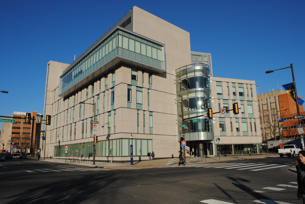 DREXEL UNIVERSITY | INTEGRATED SCIENCES BUILDING