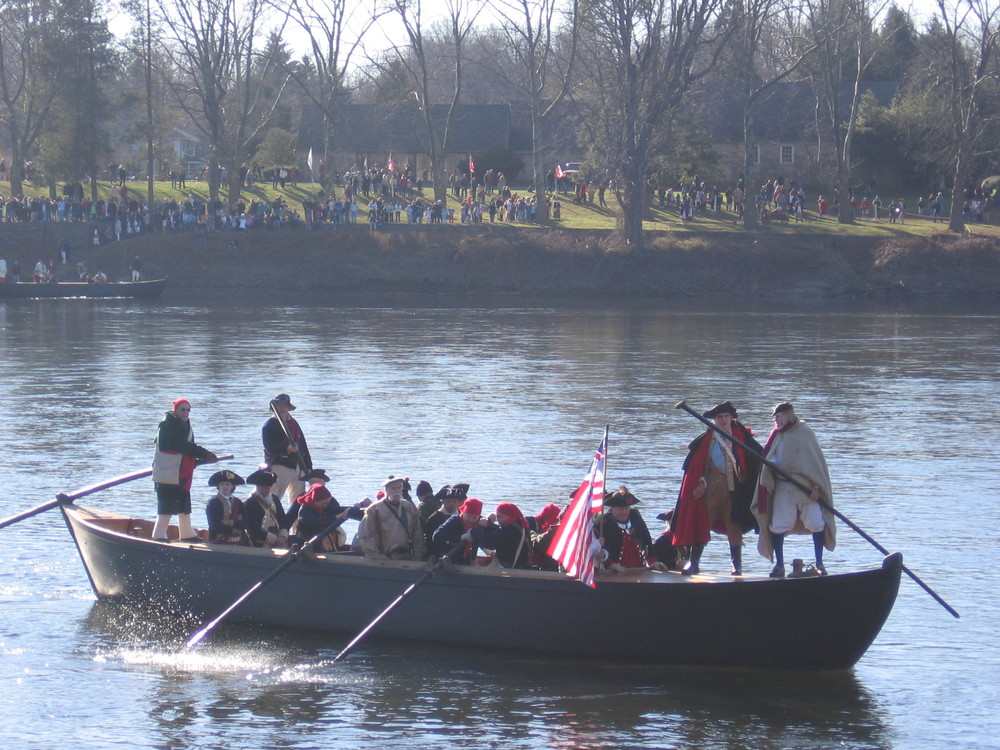 WASHINGTON CROSSING | PA HISTORICAL MUSEUM COMMISSION