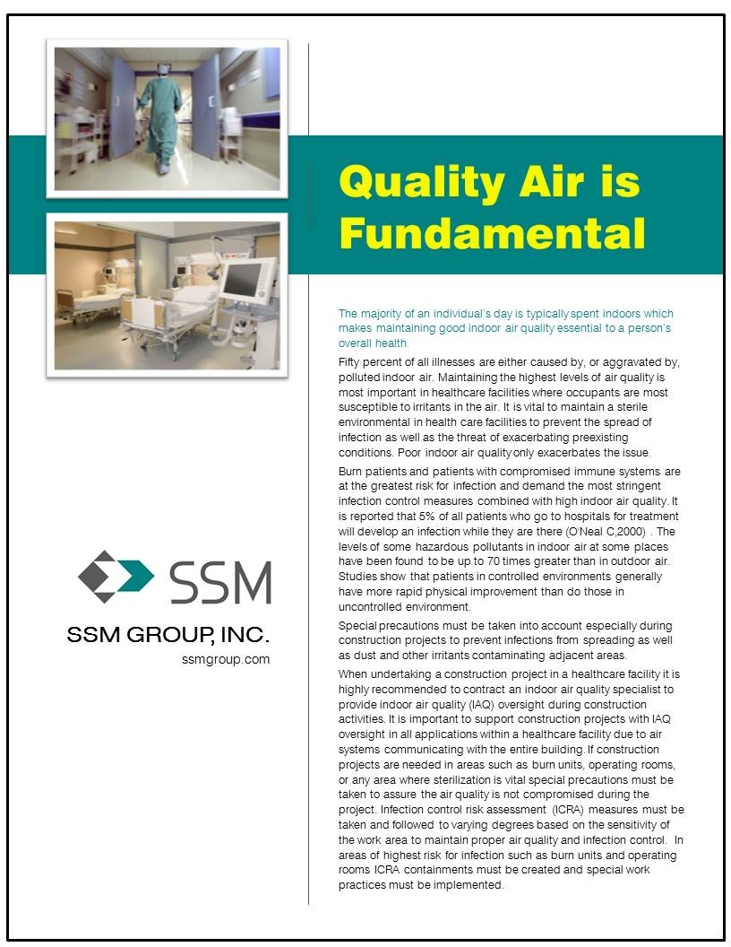 QUALITY AIR IS FUNDAMENTAL | ICRA