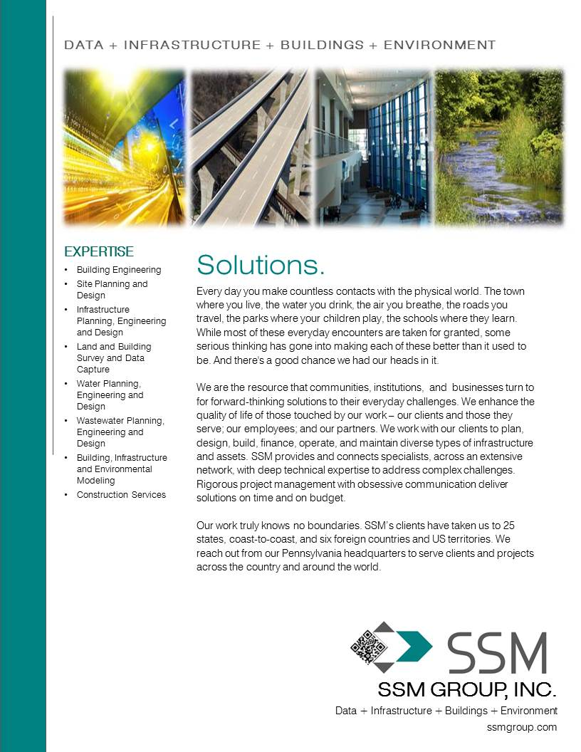 SSM OVerview of Services