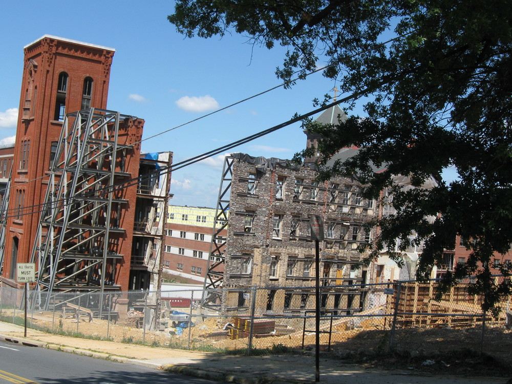 ST. JOSEPH MEDICAL CENTER DEMOLITION