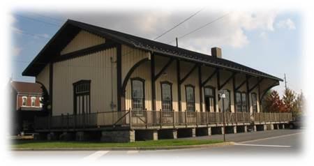 KUTZTOWN TRAIN STATION