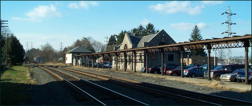 Wernersville Train Station